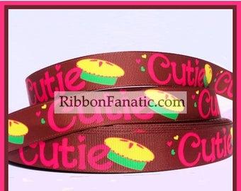 """40% off 5yds 7/8"""" Cutie Pie Grosgrain Ribbon"""