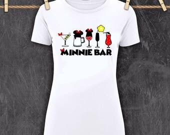 Epcot Food & Wine Mickey Minnie Minniebar Tees