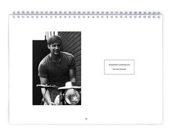 Alexander Skarsgard Vol.2 - 2018 Calendar