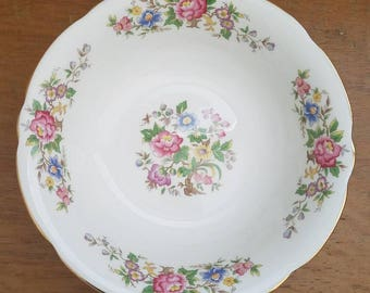 Vintage Royal Stafford Rochester Large Bowl