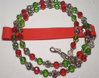 Christmas Sparkle for pets up to 65lbs.