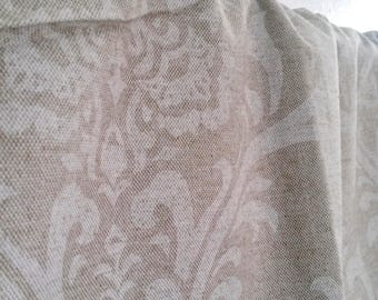 Linen Valance Curtain/Natural Valance/Valance Curtain/Window Valance/Kitchen Valance/Small Curtain/Valances for Window/Ivory Valances