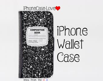 iPhone 7 Case - iPhone 7 Wallet Case - iphone 7 - iPhone 7 Wallet