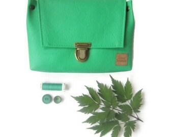 Mini bag green grass