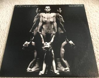 Fleetwood Mac Heros are hard to find Vinyl Record LP stevie nicks