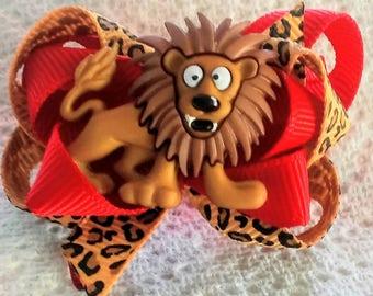 Cynthia Dog Bows LION Boutique Bow