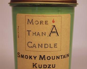 8 oz Smoky Mountain Kudzu Soy Candle