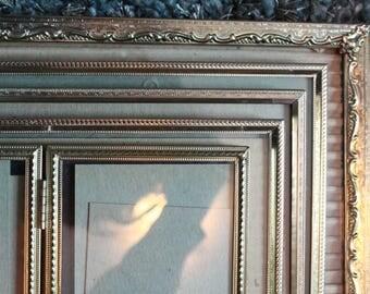 antique picture frames gold metal picture frames brass frames ornate metal frames 8 - Metal Picture Frames