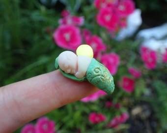 Tiny Miniature Fairy Garden Babies! Fairy Garden Gifts, Accessories, Supplies, and Decorations. Fairy Garden Fairies Figurines