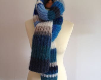 PURE MOHAIR SCARF