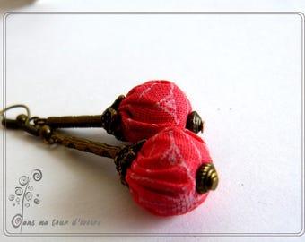 Dainty coral jewelry