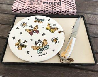 Butterfly Knife Etsy