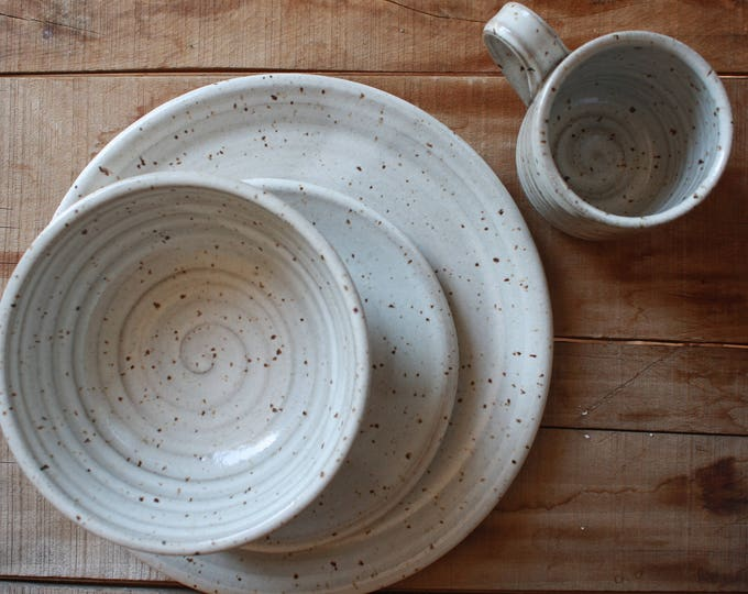Dave & Molly - Wedding Registry - KJ Pottery