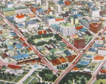 Vintage Postcard: Denver, Colorado