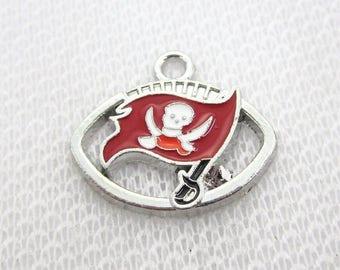 Tampa Bay Buccaneers Charm-Qty: 1