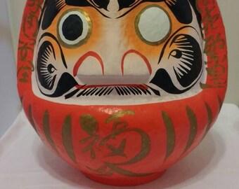 Large Japanese Daruma doll