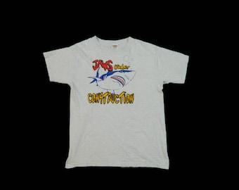 Vintage Bootleg Jaws T-shirt
