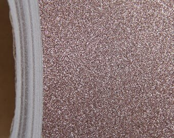 "Glitter Cafe Self Adhesive Sign Vinyl Film 12"" wide - By The Yard"