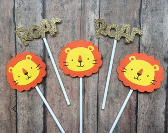 Lion and Roar Toppers