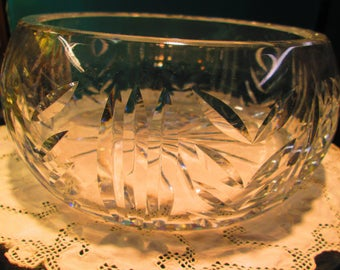 Waterford Crystal Glencar Bowl