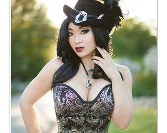7339, MP211, McCall's, Women's, Corset, Overbust, Underbust, Steampunk, Victorian, historical corset, cosplay, edwardian, Halloween Dress Up
