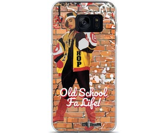 Old School Hip Hop B-Girl Samsung Phone Case