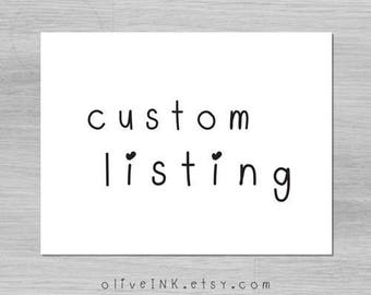 Custom add on