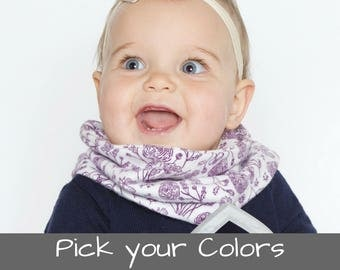 Baby Scarf Baby Infinity Scarf Toddler Scarf Toddler Infinity Scarf Infant Scarf Baby Girl Scarf Baby Scarves Flannel Scarf
