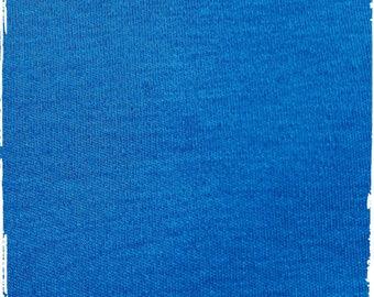 Organic rib mykonos blue petrol 2 x 2