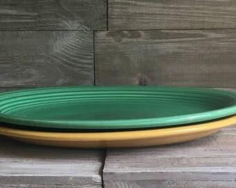 Vintage Fiesta Oval Platter