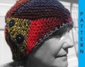 Pattern: Coffee House Hat