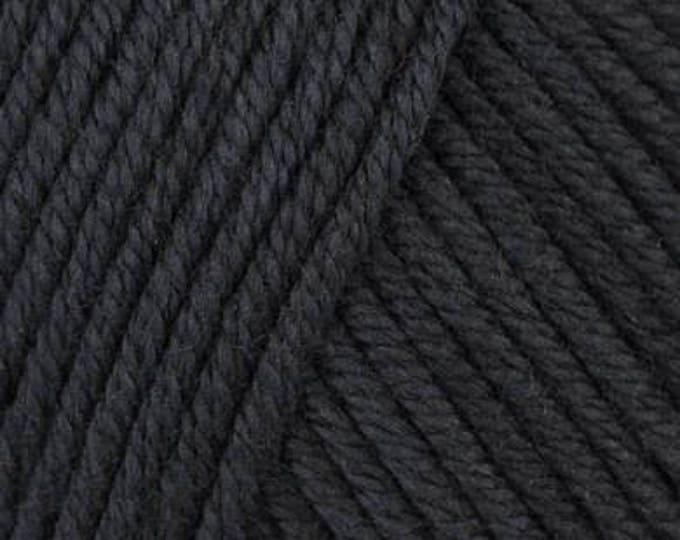 DMC Natura Medium - Noir 332.02