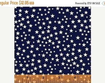 Anniversary Sale Liberty ~Stars-Blue, Cotton Fabric Patriotic,Windham Fabrics, Fast Shipping M214