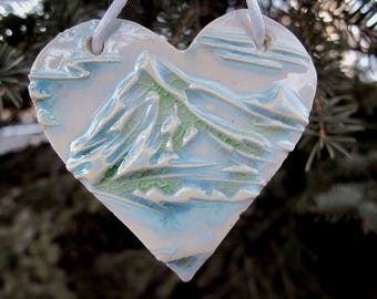 Mountain Meadow Ornament