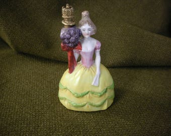 Vintage 1920's German Figural Perfume
