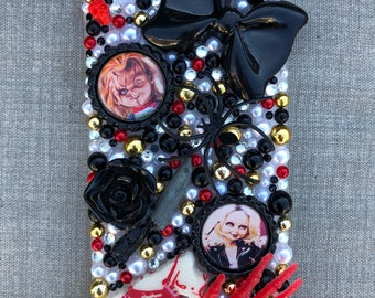 Chucky and Tiffany Bling iPhone 7 Plus & iPhone 8 Plus Case