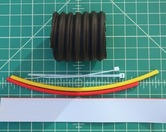 Trap Pedal DIY Parts
