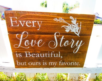 Rustic wall decor, Rustic signs, Rustic wood signs, Love sign, Gift for her, Wooden signs, Wood signs, Home decor signs, Large wooden sign