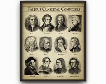 the most famous classical musicians Daily routines and habits of famous musicians on:  one of the most known and  discussions of the classical era aren't commplete without mentions of.