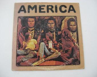 America - A Horse With No Name - Circa  1971