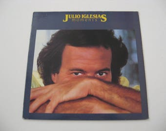 Julio Iglesias - Moments - Circa 1982