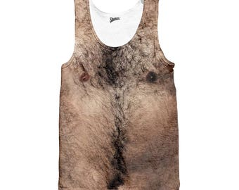 Hairy Chest Tank top
