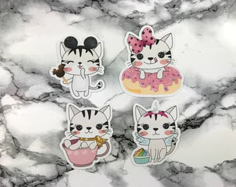 Kitty Variety Die Cuts