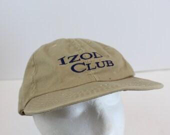 Izod Club low profile strap hat cap