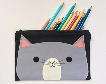 Kitty Cat Pencil Case