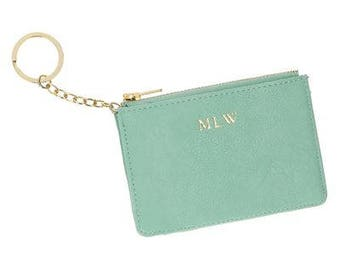 Heartstrings Personalized Luxe Keychain ID Holder