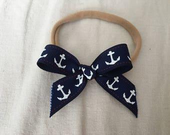Knotted Sailor Headband