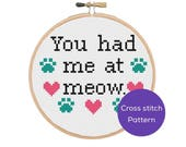You Had Me at Meow Cross ...