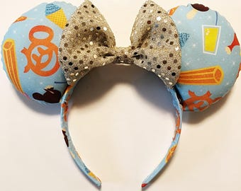 Park Snack Mouse Ears