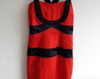 Stunning Vintage Red dress